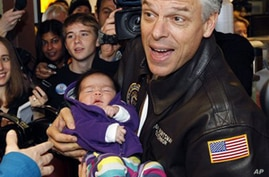 Huntsman to Drop Out of Republican Race for US President