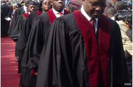 Justices of the Supreme Court of Liberia