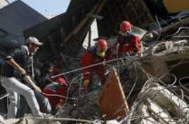 Rescue Efforts Continue After Turkey Earthquake