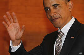 President Obama Hails US Successes on Asia-Pacific Trip