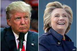 Republican presidential nominee Donald Trump and Democratic presidential nominee Hillary Clinton will meet for their second debate October 9, 2016, in St. Louis, Missouri.