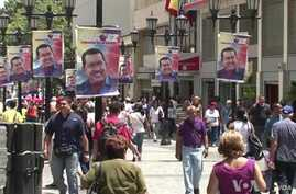 Chavez Opponents Say Venezuela is Not Democratic