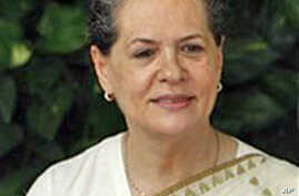 Head of India's Congress Party Slams Opposition Attacks on Prime Minister