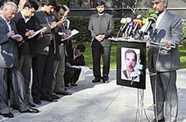 Iran Arrests Suspects in Nuclear Scientist Assassination