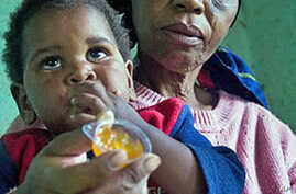 New Initiative Provides Better Treatment for Pediatric AIDS
