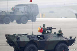 Taiwan Report Warns of Growing Chinese Military Advantage