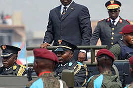 30 Arrested in Attack on Congo President's Home