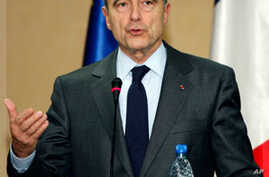 France Presses for New UN Resolution on Syria