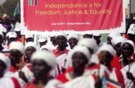 South Sudan Puts on Dress Rehearsal for Independence