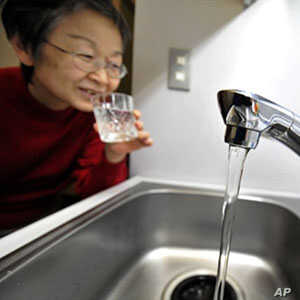 Tokyo Tap Water Said Unsafe for Infants