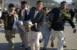 UN Staff Killed During Afghan Protest