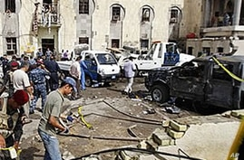 5 Dead in Iraq Suicide Bombing