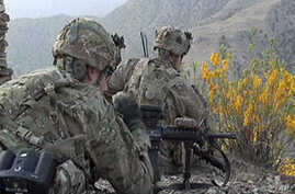 NATO Forces Launch Border Operations in Afghanistan