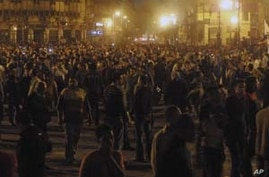 2 Dead, Hundreds Wounded in Egypt Protests