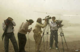 "Pakistan World's 'Deadliest Country"" for the Press in 2010"