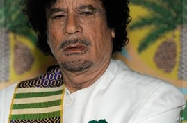 Fight, Run or Hide - What Now for Moammar Gadhafi?