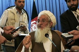 Afghan Peace Council Urges Taliban to Join Talks
