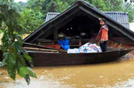 Flooding Kills 30 in Central Vietnam
