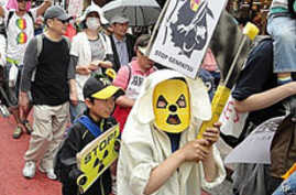 Japan Still Struggling to Control Crippled Nuclear Plant