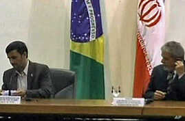 Nuclear Issues Expected to Top Brazilian President's Tehran Visit