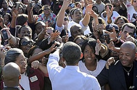 African American Voters Worry Gridlock Could Snarl New Congress