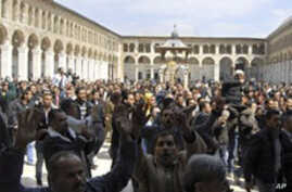 2 Killed in Anti-Government Unrest in Syria