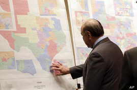 Texas Redistricting