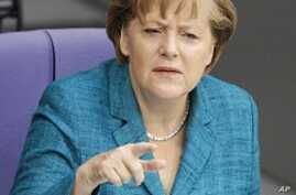 German Chancellor to Seek EU Help for Wronged Spanish Farmers