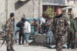 Karzai Condemns Deadly Car Bombing  in Southern Afghanistan