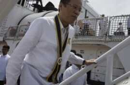 South China Sea on Agenda as Philippine President Heads to Beijing