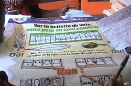 Women's Vote Important Factor in Ivory Coast Elections