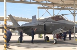 "The U.S. Air Force's newest fighter jet, the F-35 joint strike fighter, possesses dazzling technological innovations. ""This plane, I can't harp on it enough, this plane is the most advanced fighter aircraft we (the United States) have,"" Major Wil..."