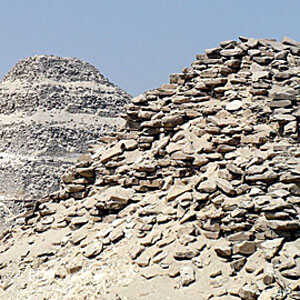 Archaeologists Discover Double Tomb at Saqqara, Egypt