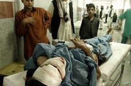 Gunmen Kill 8 Private Security Guards in Afghanistan