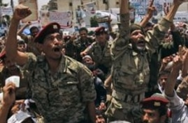 Protests Continue in Yemen After Saleh Accepts Exit Plan
