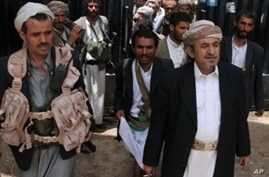 Yemeni Tribal Chief Emerges as Key Challenger to Embattled President
