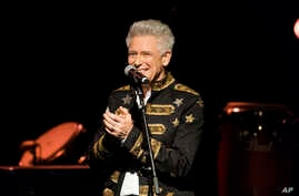Adam Clayton is seen at the 13th annual MusiCares MAP Fund Benefit Concert at the Playstation Theater in New York, June 26, 2017.