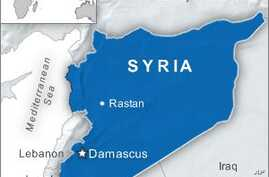 Syrian Forces Seeking Army Defectors Storm Cities, Killing 8