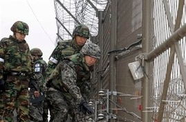 S. Korean Spy Chief: N. Korea Likely to Attack Again