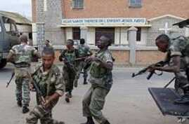 Soldiers in Madagascar End Barracks Mutiny