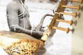 African Musical Instruments Find New Ears