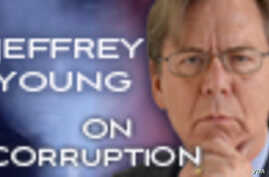 Jeffrey Young Corruption series teaser image.