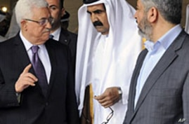 Fatah-Hamas Agreement May Heal Palestinian Rifts