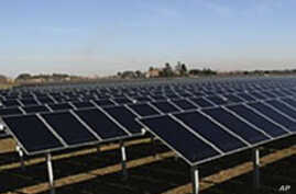 Senegalese Villages Turn to Solar Power
