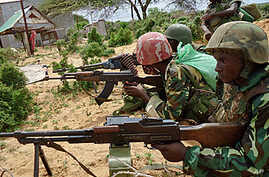 E. African Nations Back Kenyan Offensive in Somalia