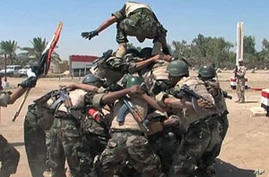 Iraqi Commanders Say They Are Ready to Handle Security