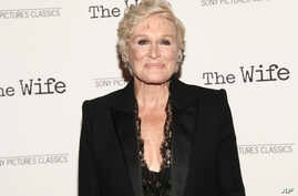 """FILE - Glenn Close attends a special screening of Sony Pictures Classics' """"The Wife"""" at the Paley Center in New York, July 26, 2018."""