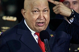 Chavez Returning to Cuba For Cancer Examination