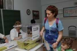 Turkey Holds Parliament Elections