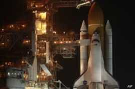 Discovery Preps for Last Space Mission